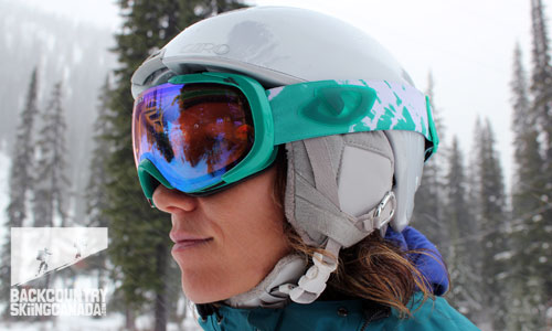 821ac4e5e7d Giro Flare Helmet and Field Goggle Review