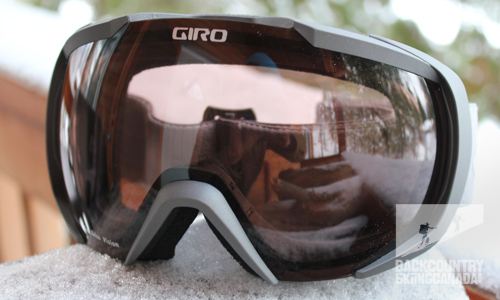 Giro Montane Helmet and Giro Onset Goggles