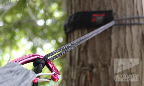 Grand Trunk Hammock Tree Sling Hanging Kit