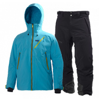 Helly Hansen Mission Jacket and Helly Hansen Mission Cargo Pants