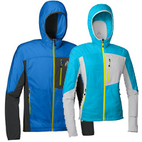 First Ascent High Season Wind Shell