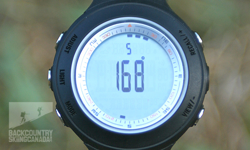 Highgear Axio Max Altimter Watch