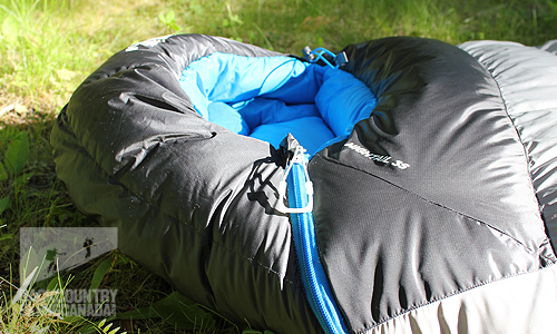 The North Face Hightail 3S Down Sleeping Bag Review