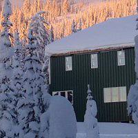 Ymir Ski Touring Lodge