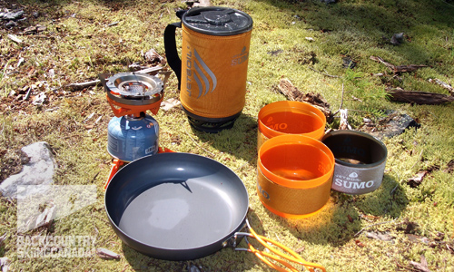 Jetboil Sumo Group Cooking System Review