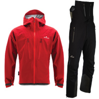 Jottnar Bergelmir jacket and Vanir Pants
