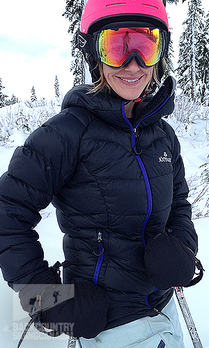 Jottnar Fjorm Down Jacket