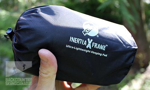 Klymit Inertia X Frame and Klymit Cush Seat Pillow