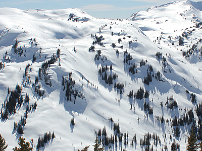 Kokanee Glacier Provincial Park Backcountry Skiing