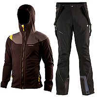 La Sportiva Adjuster Jacket and Protector Pant Review