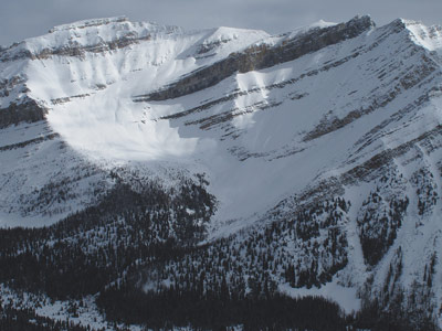 Backcountry Skiing Lake Louise Ski Resort