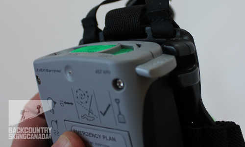 Mammut Element Barryvox Avalanche Transceiver Review