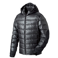 Mont-bell Frost Smoke Down Parka