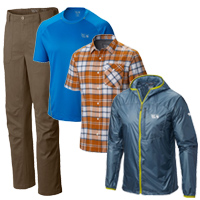 Mountain Hardwear Clothing