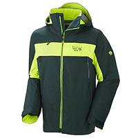 Mountain Hardwear Compulsion 3L Jacket Review