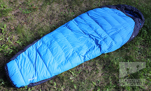 Mountain Hardwear Hibachi Down Sleeping Bag Review