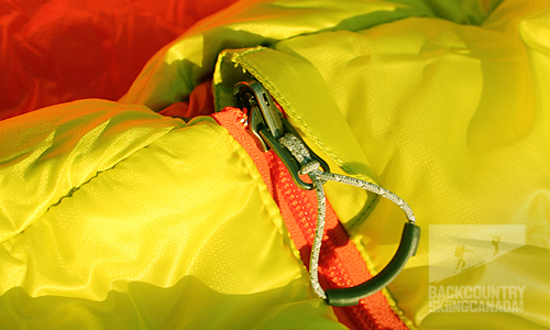 Mountain Hardwear Hyperlamina Spark sleeping Bag
