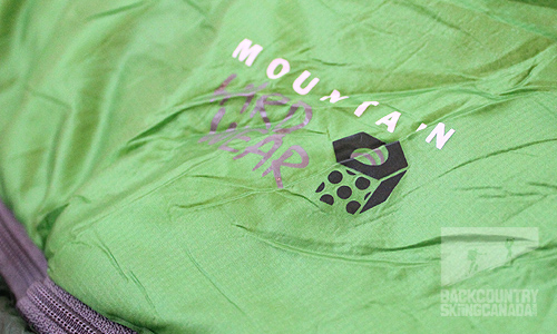 Mountain Hardwear UltraLamina Sleeping Bag Review