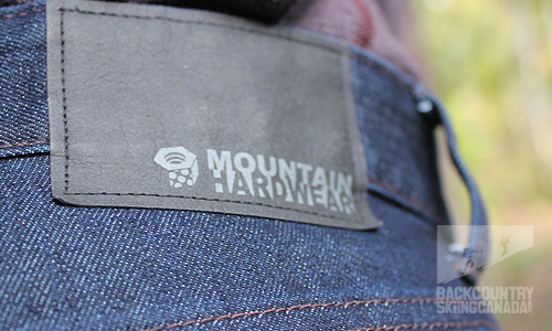 Mountain Hardwear Stretchstone Denim Jeans