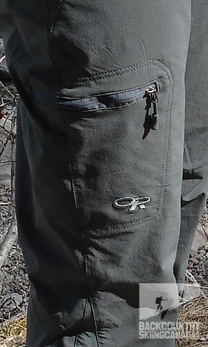 Outdoor Research Voodoo Pants Short