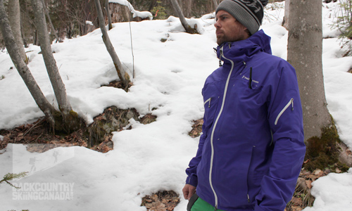 finest selection 7bbc2 454bd Peak Performance Heli Alpine Jacket review
