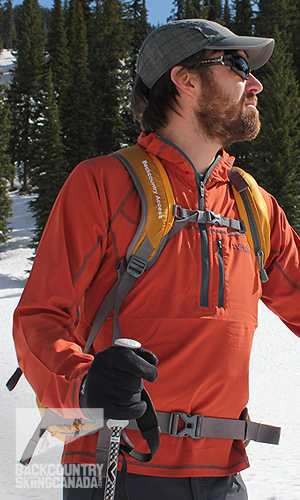 Rab Sawtooth Pant and RAB Boreas Pull on