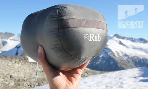Rab Infinity Down Jacket for Women