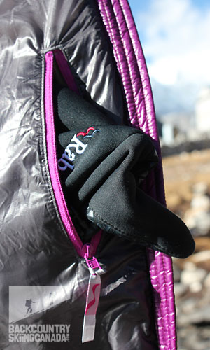 Rab Infinity Down Jacket for Womenr
