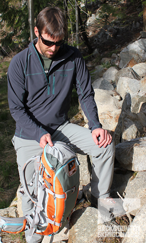 Rab Vertex Pants and Boreas Pull-on for Men 2013