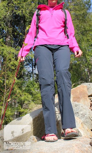 Rab Helix Pants for Women 2013