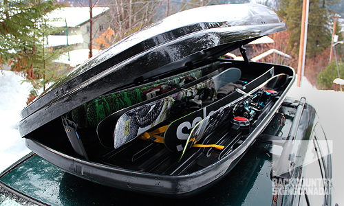 Rhino Rack RMFZ85 Ski box