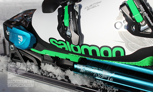 Salomon Guardian AT bindings