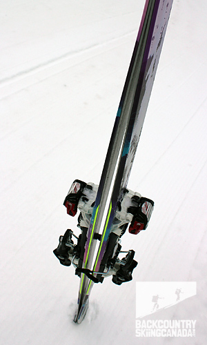 Salomon Q-96 Lumen Skis for women
