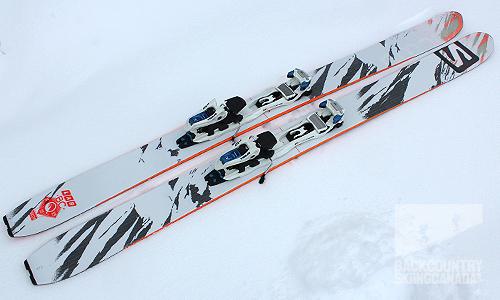 prix d'usine beaucoup de choix de rechercher le meilleur Salomon Q BC Lab Ski Review