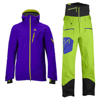 Salomon Quest Motion Fit Jacket and Pants Review