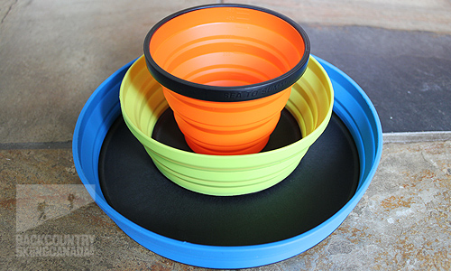 Sea-To-Summit-X-Set-Collapsable-Dish-Set-Review