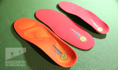 Sidas Winter 3feet Insoles And Custom Molded Insoles Review
