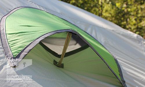 Sierra Designs Lightening Ht 4 Tent Review