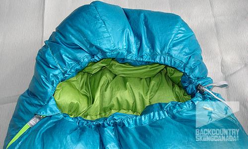 Sierra Designs Eleanor Sleeping Bag With Dri Down Review