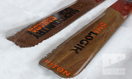Skilogik Piton Ski review