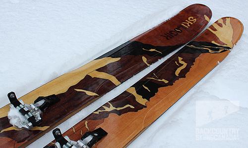 SKILOGIK Howitzer BC Ski Review and Buying Advice