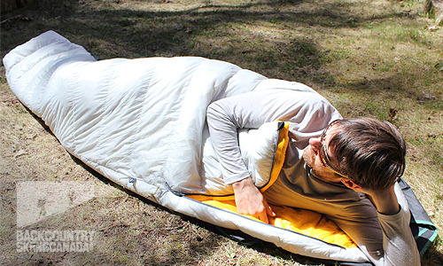 Sea To Summit Spark SPIII Sleeping Bag Review