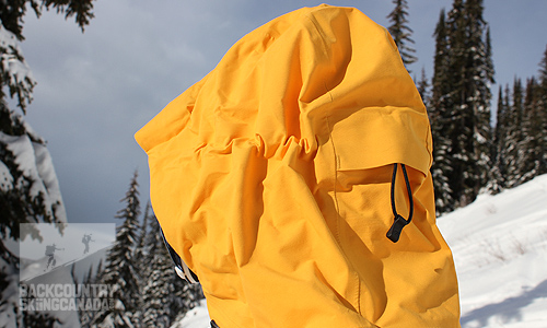The North Face Free Thinker Jacket Review 808fc63fe