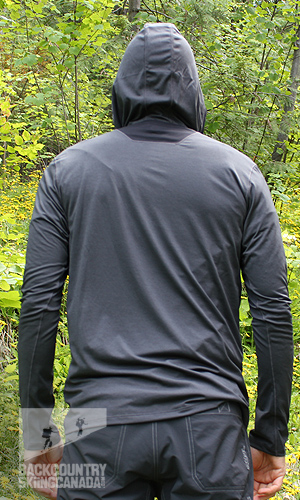 The North Face Ampere Hoodie Review