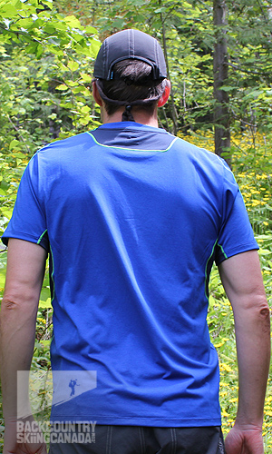 The North Face Ampere S/S Crew Review