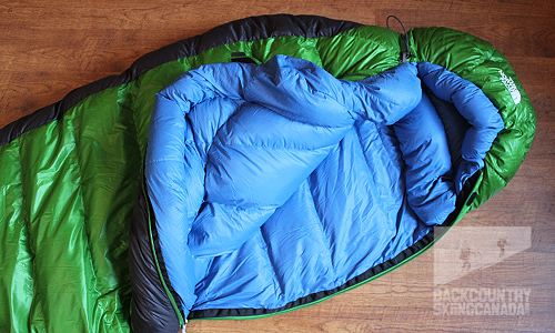 The North Face Superlight Down Sleeping Bag