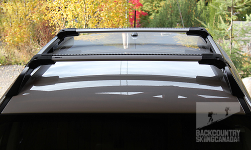 Thule AeroBlade Edge 7503 and Thule AeroBlade Edge 7502 ...