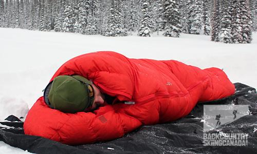 Mont Bell U L Spiral Down Hugger 1 Sleeping Bag