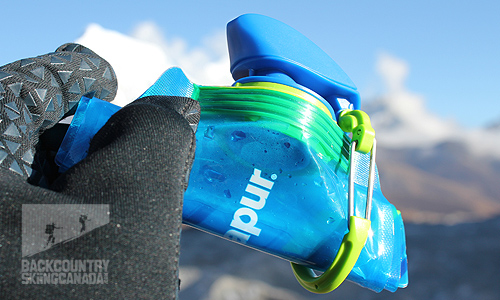 The Vapur Element Anti Water Bottle
