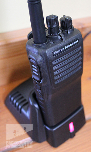 Lithium Ion Battery >> Vertex Standard VX-231 VHF Radio Review